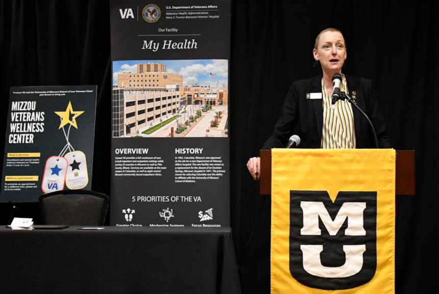 Mizzou Veterans Wellness Center