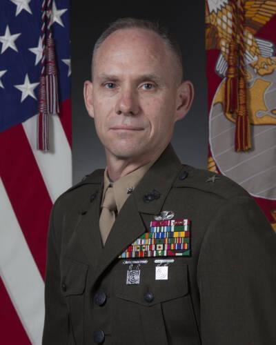 Brigadier General John G. Baker