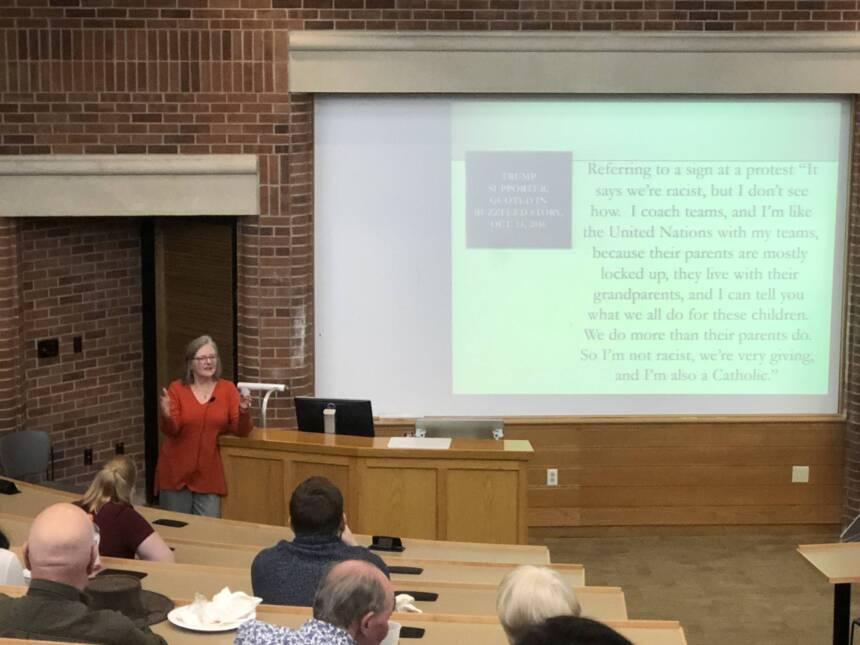 Professor Lisa Pruitt One Read 2019 Keynote