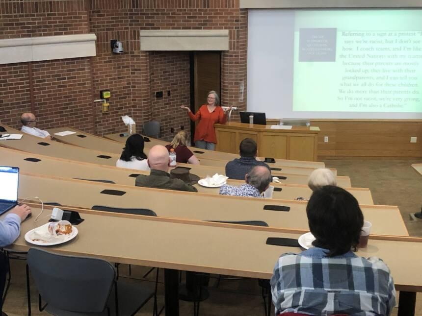 Professor Lisa Pruitt at Mizzou Law