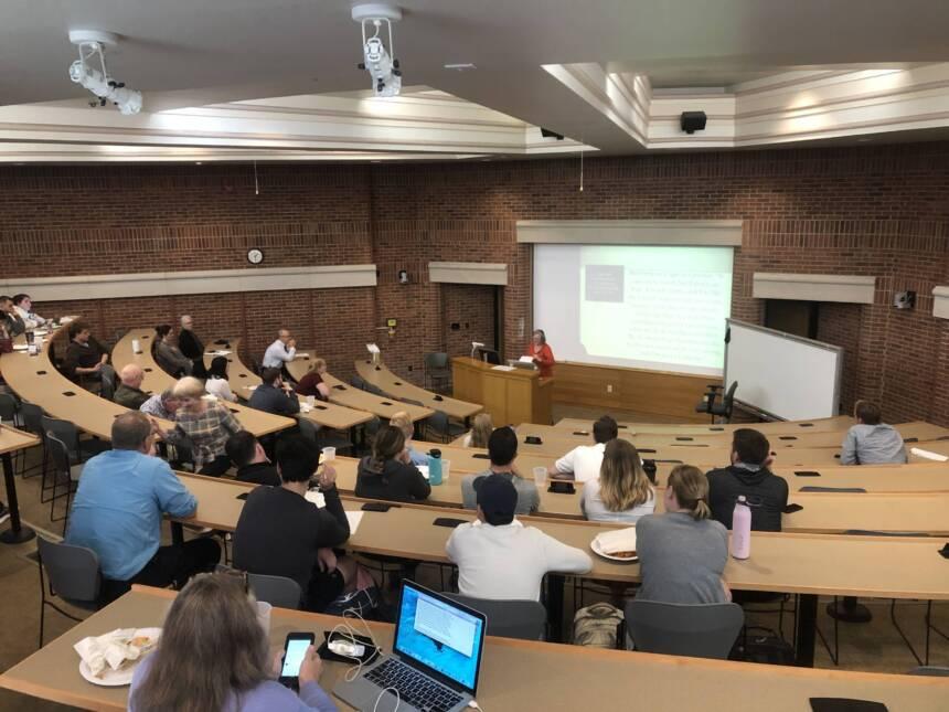 Keynote Speaker Professor Lisa Pruitt Mizzou Law