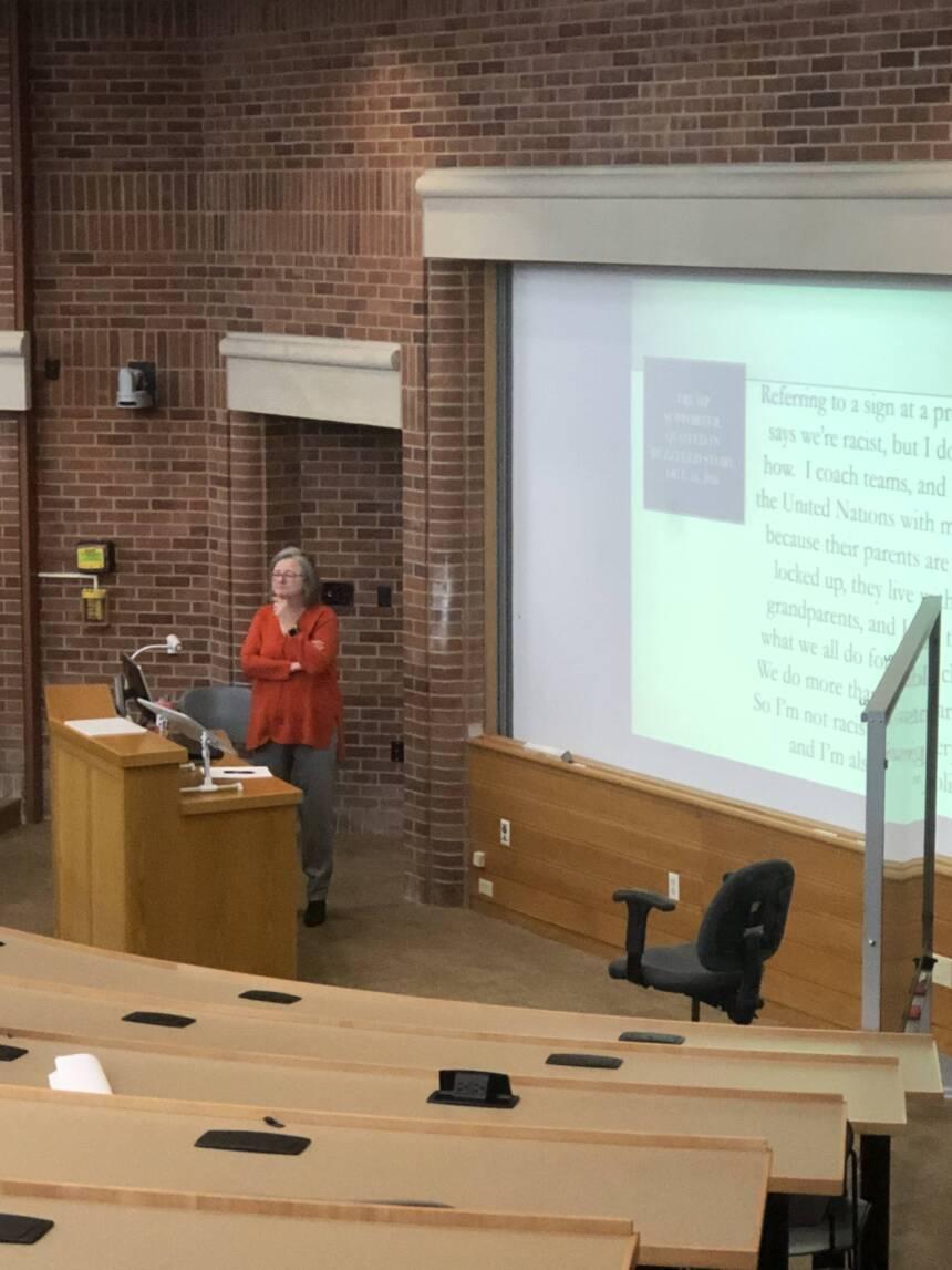 Professor Lisa Pruitt Mizzou Law 2019 Keynote