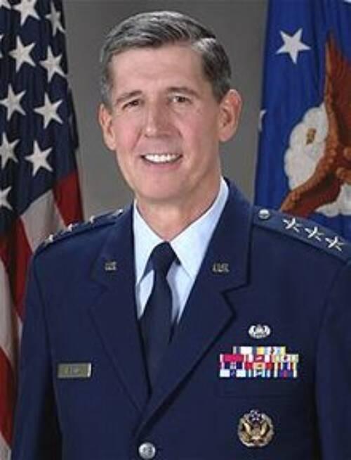 Lt. Gen. Richard C. Harding