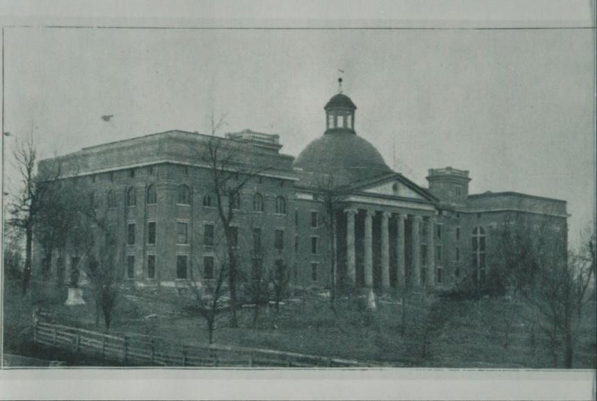 University of Missouri Law Formally Opened