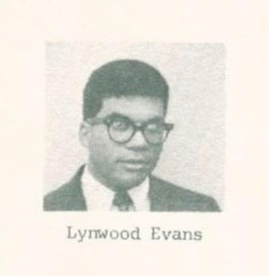 Lynwood J. Evans is Second Black Student to Graduate from Mizzou Law