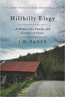 book cover for Hillbilly Elegy