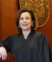 a photo of judge russell