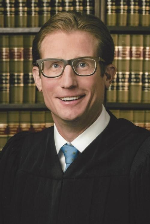 a photo of judge powell