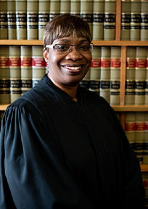 a photo of judge ransom